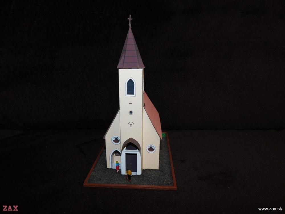 Kaplnka sv. Anny, Mojš v.1