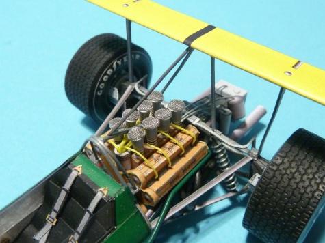 Brabham BT26 GP Mexico ´68