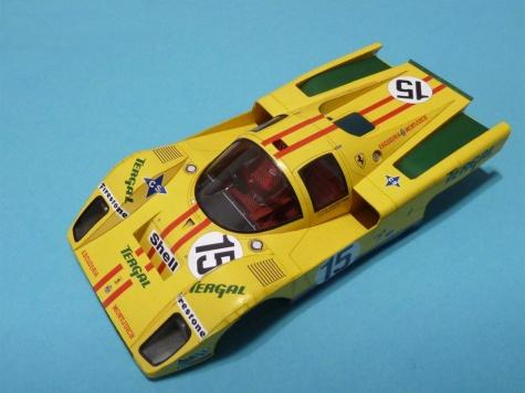 Ferrari 512M Le Mans ´71