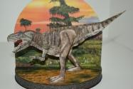 Styrakosaurus, Stegosaurus, Tyranosaurus Rex