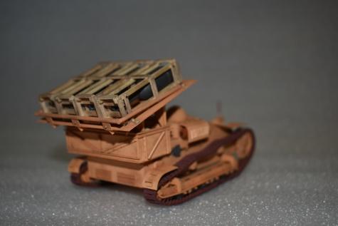 T 27 + Renault UE