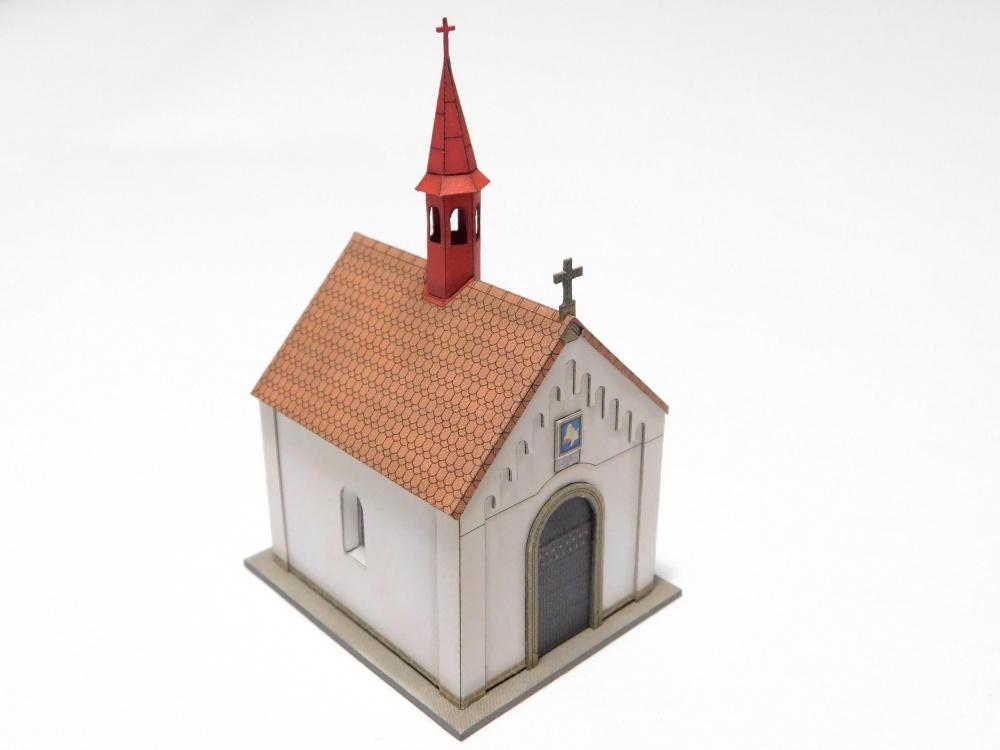 Kaple Čtrnácti svatých pomocníků - Chrudim