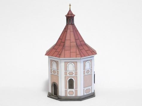 Kaple sv. Anny v Rokytnici v Orlických horách