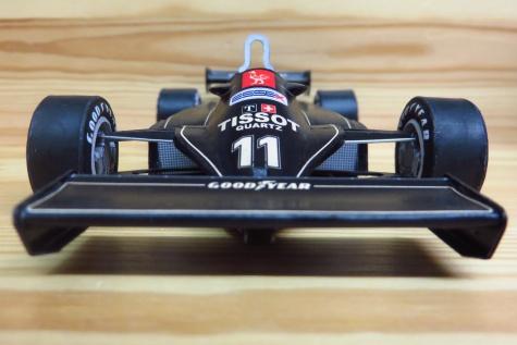 Lotus 87; British GP 1981; Elio de Angelis