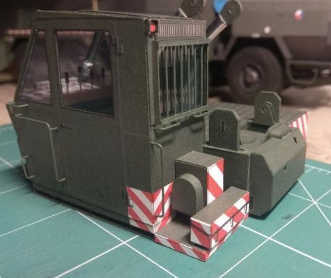 vyprošovací vozidlo TATRA AV 15