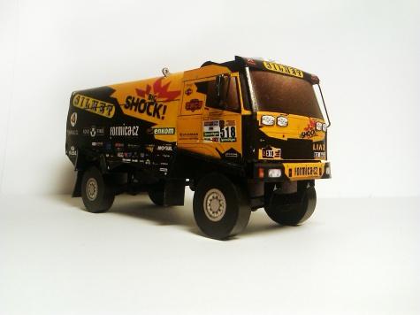 Liaz Franta Dakar 2017 1:53