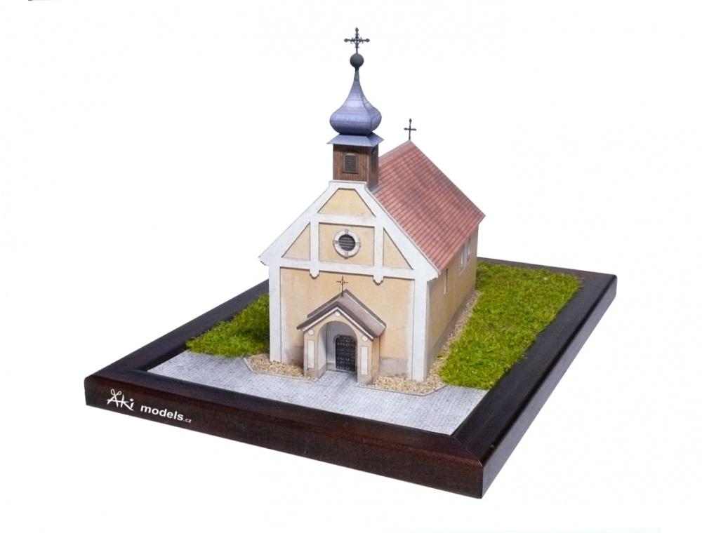 Kostel Narodenia Panny Márie, Otrhánky