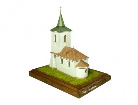 Kostel sv. Martina, Řepy