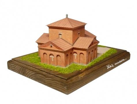 Mauzoleum Gally Placidie, Ravenna