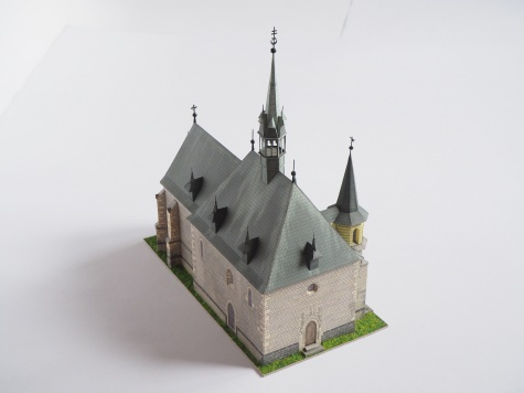 Kostel sv. Petra Louny