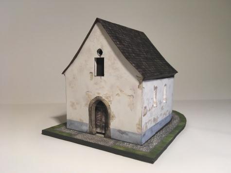 Kaplnka v Belusi