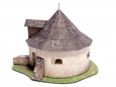 Kruhová bašta - Filakovo