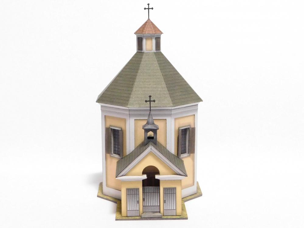 Kaple sv. Karla Boromejského - Telč