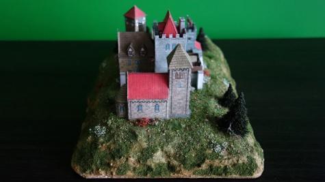 Románský hrad