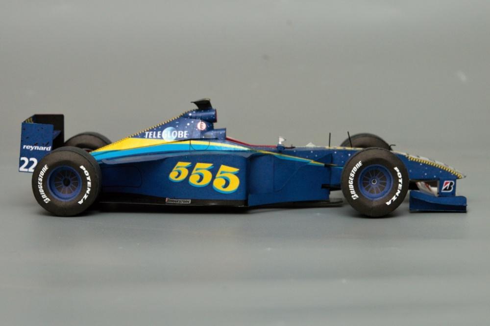 BAR 01 Supertec 1999