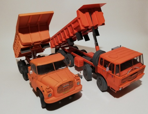 """Tatra 813 S1 8x8 """"Drtikol"""""""