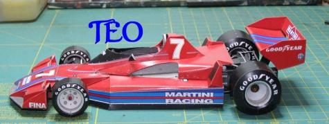 Brabham BT45B J.Watson VC Monaka 1977