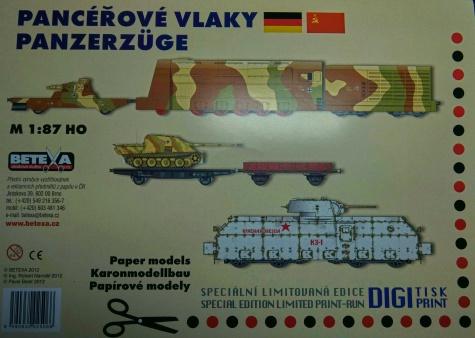 Pancéřové vlaky