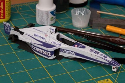 Williams FW22, 2000