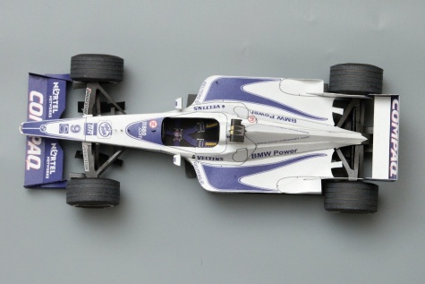 Williams FW22, 2000