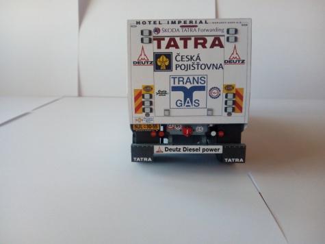 TATRA Puma Evo II, T 815 -  2 ZV R 45 - 16400 4x4.1 Dakar 2003