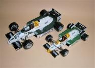 Aréna 18 - Williams FW09 - K.Rosberg, GP JAR-Kyalami 1983 - 1:18