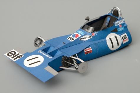 Tyrrell 001, 1970 - 1971