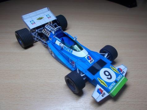 Matra Simca MS120