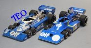 Tyrrell P34 Press Version