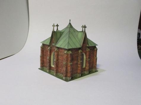 Hrobka rodu Chotků