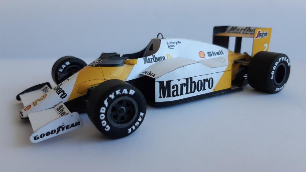 McLaren MP 4-2C