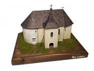 Kostel Evanjelickej cirkvi a.v., Baïan