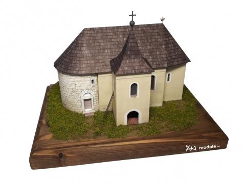 Kostel Evanjelickej cirkvi a.v., Baďan