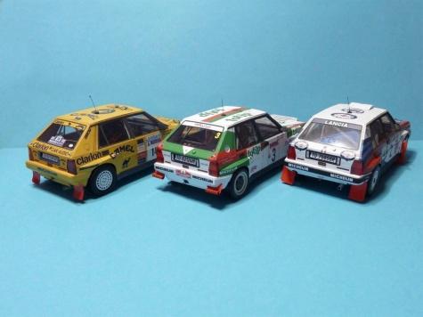 Lancia Delta 8v Jolly Club
