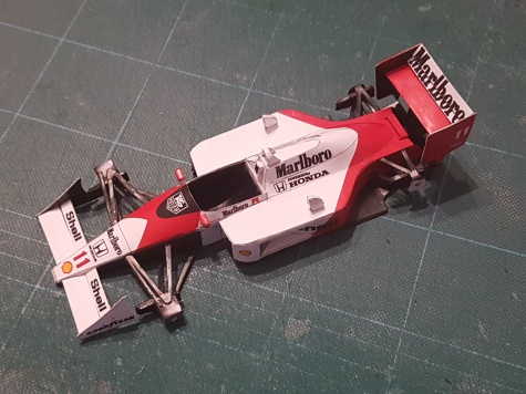Mc Laren MP 4/4 Honda 1988