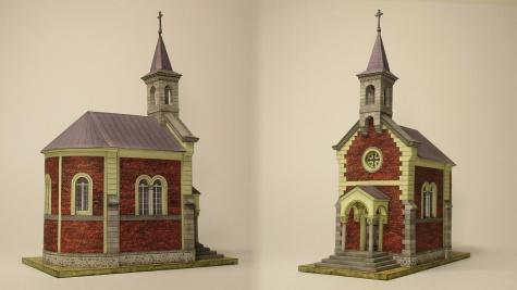 Kaple sv. Anny - Kyselka