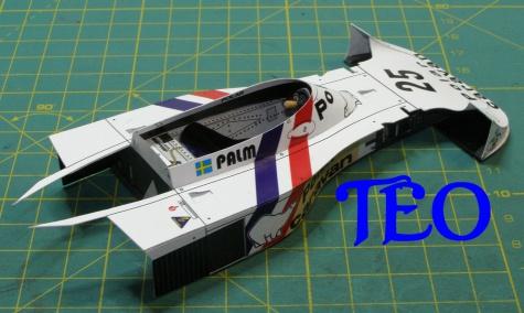 Hesketh 308B T.Palm VC Monaka 1975