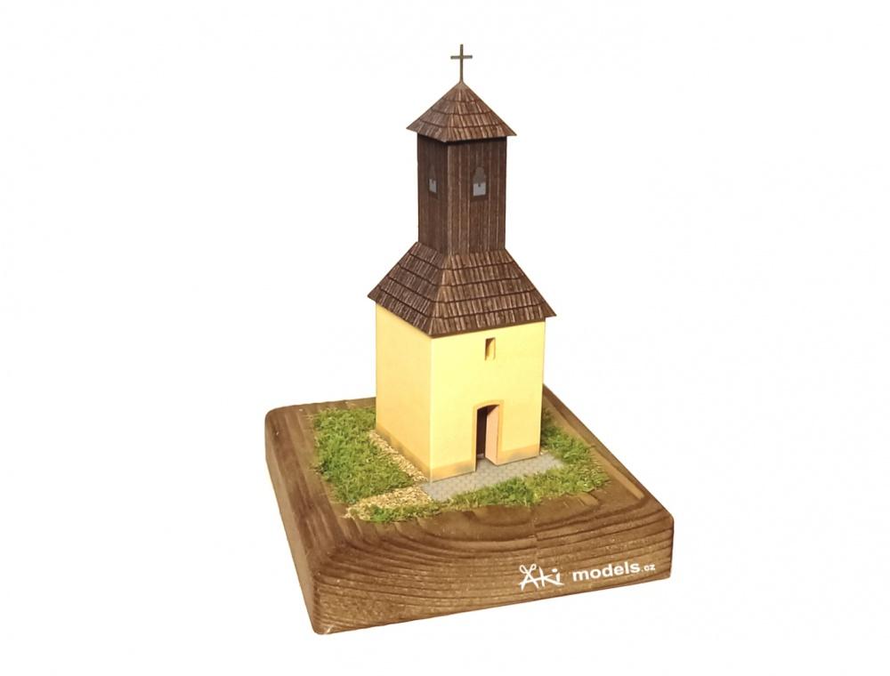 Zvonice Zemianske Kostolany