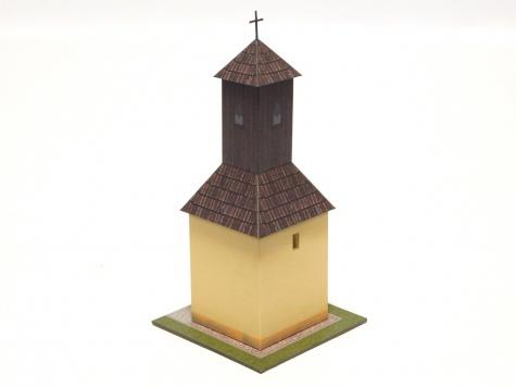 Zvonica - Zemianske Kostolany