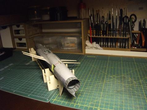 Lockheed F-104 G Starfighter