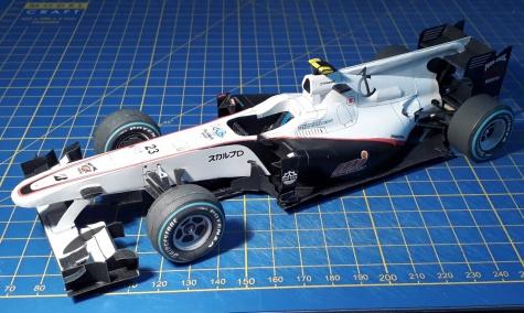 Sauber C29, GP Japan 2010