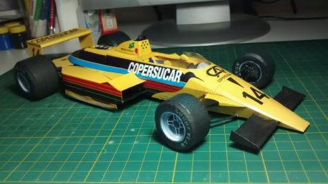 Copersucar Fittipaldi F6 1979