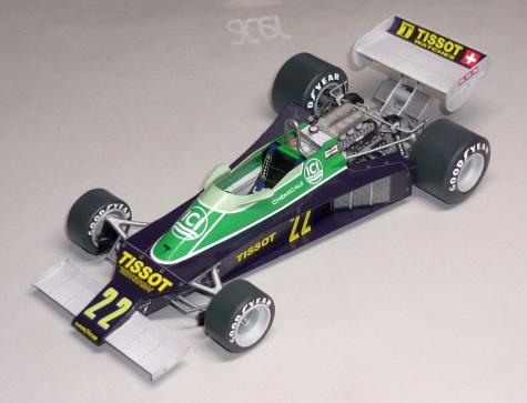 Ensign N177 - Derek Daly - GP Nizozemí 1978