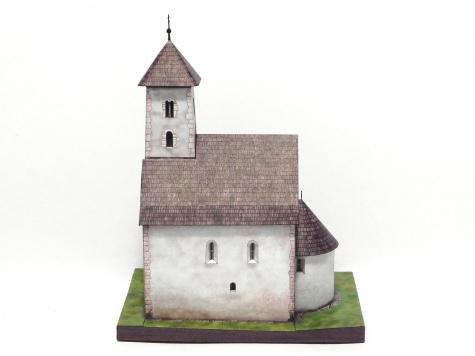 Kostol sv. Jána Krstitela - Sedmerovec-Pominovce