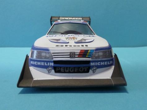 Peugeot 405T16 Pikes Peak 1988