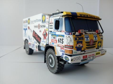 Tatra 815 4x4,  Rallye Dakar 2004