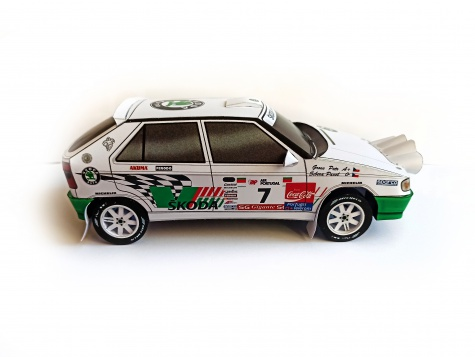 Skoda Felicia Kit car/ PK graphica/ recolor + úpravy/ 1:18