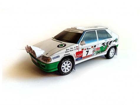 Skoda Felicia Kit car/ PK graphica/ recolor + úpravy/ 1:18