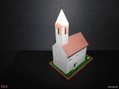 Drazovský kostolík sv. Michala archanjela