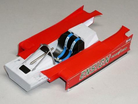 Ensign N179 - Derek Daly - GP J.A.R. 1979